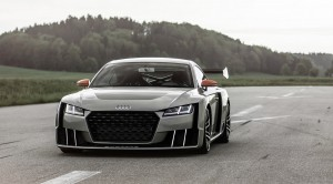 Audi TT Clubsport Turbo Technology tanıtıldı