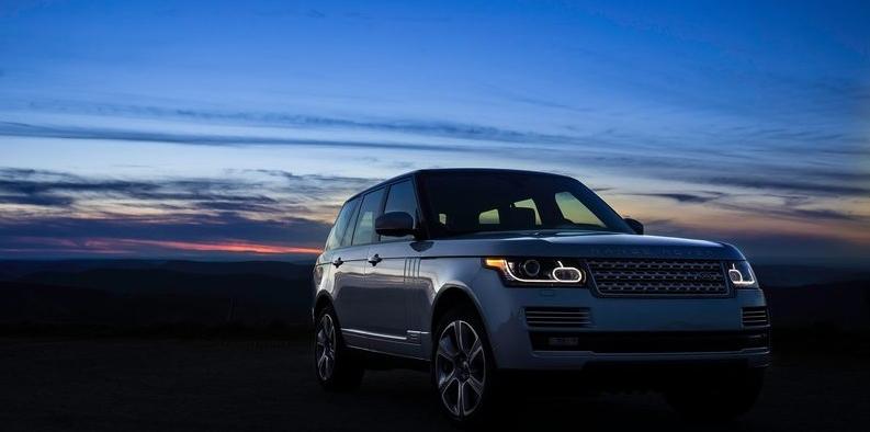 Sınıfının İlk Dizel Hibrit SUV'u Range Rover Hibrit