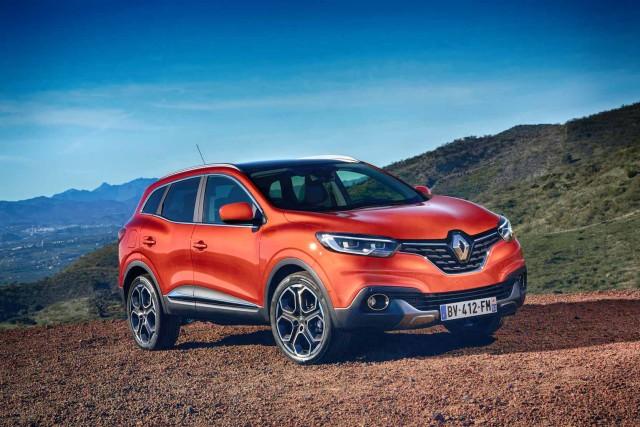 Renault'un ilk crossover modeli KADJAR Haziranda Türkiye'de