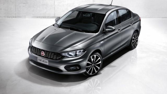 Fiat'ın Egea İstanbul Autoshow'da Dünya Lansmanı ile Tanıtıldı