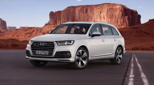 Audi Q7 Haziranda Satışta