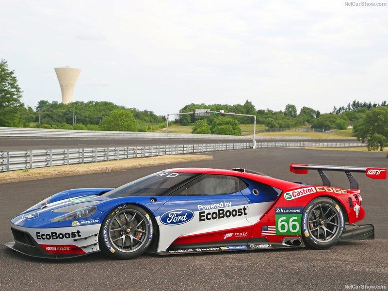 New Ford GT Returning to Le Mans – Ford GT Le Mans'a Geri Döndü
