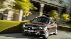 Mercedes-Benz GLC Tanıtıldı – Mercedes-Benz GLC world premiere