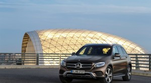 Mercedes-Benz GLC Photo Gallery