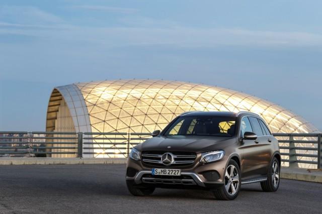 Mercedes-Benz GLC Photo Gallery