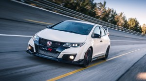 Honda Civic Type-R Photo Gallery