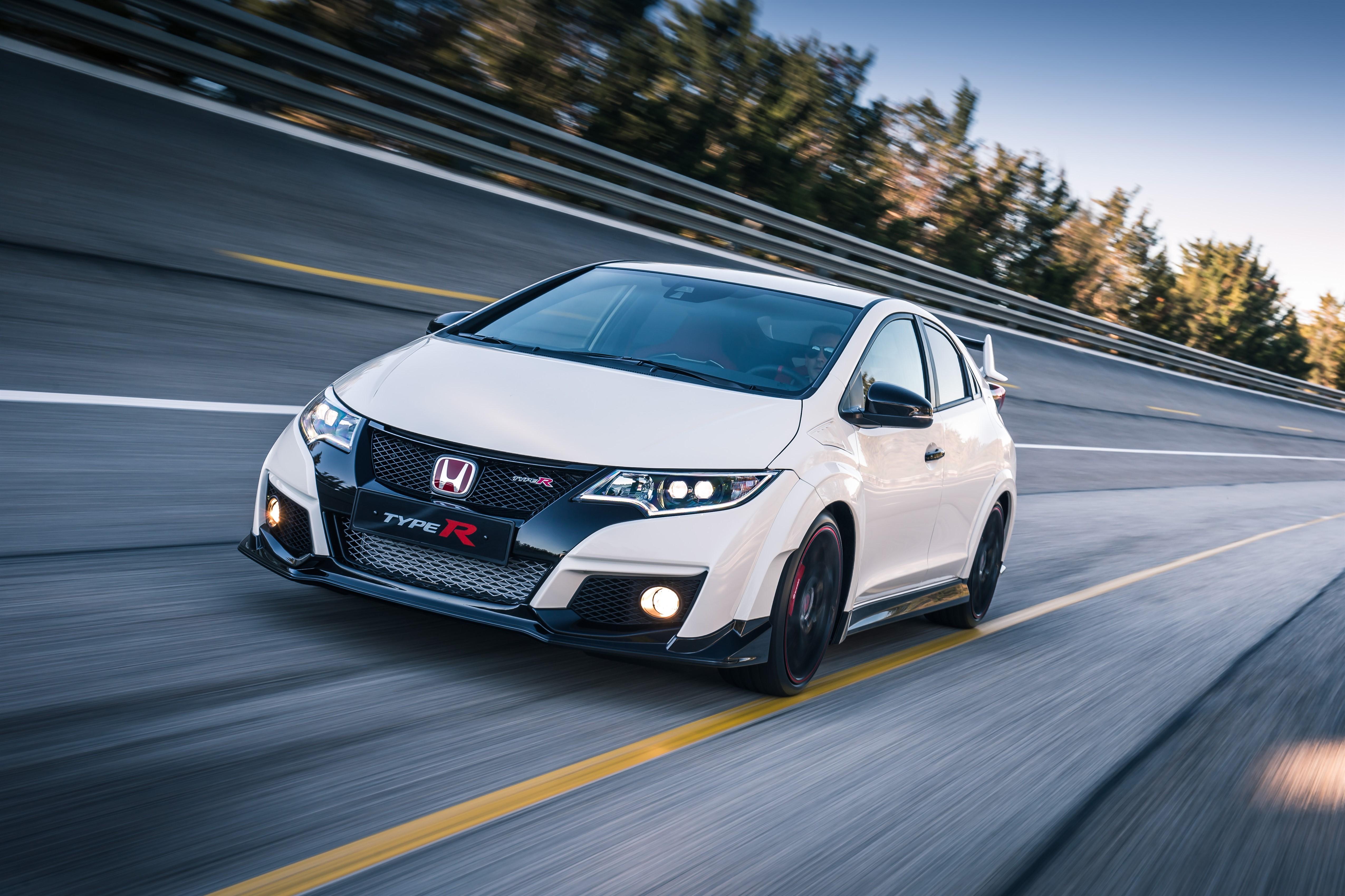 Honda Civic Type-R Photo Gallery