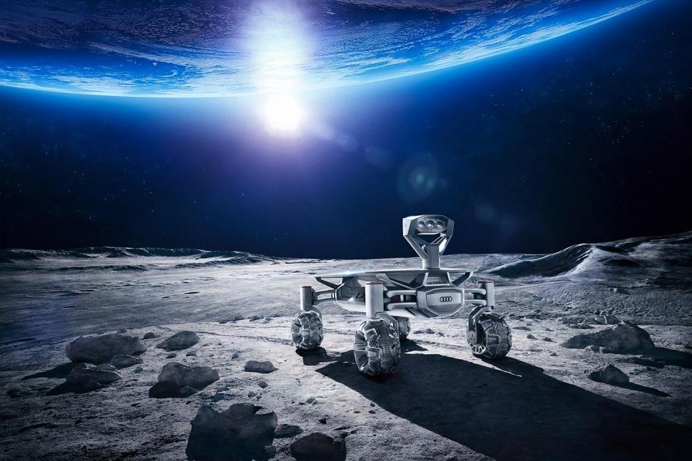 Audi Ay'a gidiyor! – Audi Mission to the Moon