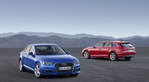 Audi A4 Photo Gallery