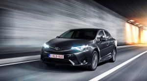 Toyota Avensis Photo Gallery