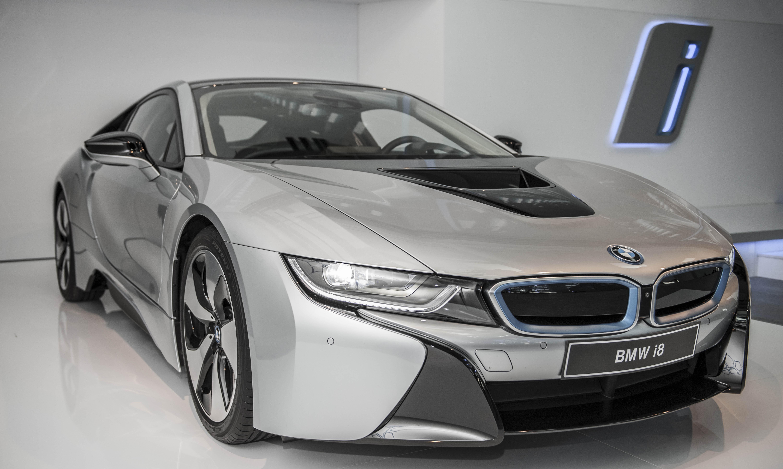 Elektrikli BMW'LER Ankara'da