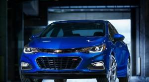 Türk Cruze Severler Bu Duruma Sevinemeyecek – 2016 Chevrolet Cruze