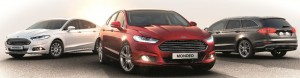 All-New Ford Mondeo Pricing Announced; Petrol, Diesel and First Mondeo Hybrid in Dealerships from October