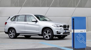 The new BMW X5 with eDrive