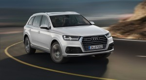Audi Q7 Photo Gallery