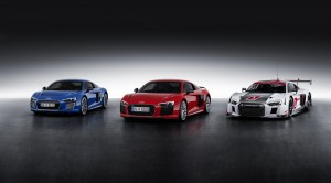 Audi R8 V10 plus and R8 LMS – Animation