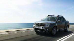 Renault Duster Oroch Tanıtıldı – Renault's New Pick-Up Model