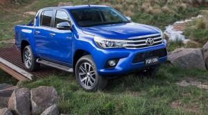 Yenilenen Yüzüyle 8inci Nesil Toyota Hilux Tanıtıldı