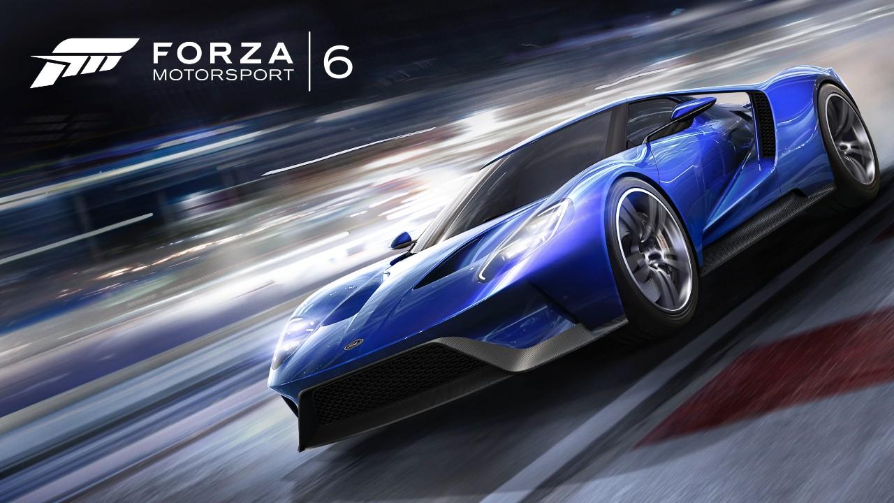 Ford GT Forza 6'DA