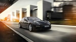 Porsche Panamera Edition Photo Gallery