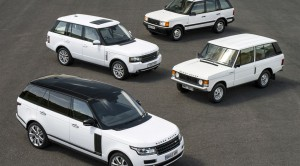 Range Rover 45 Yaşında – 45 Years Of Range Rover