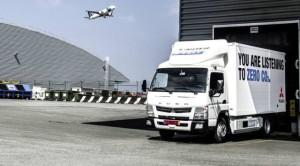 Mitsubishi Fuso E-Cell Portekiz'de Başarıyla Test Edildi