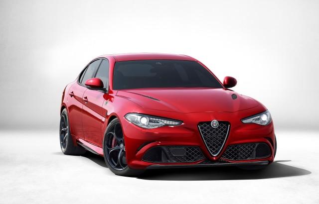 Alfa Romeo'nun 105'inci Yılına Özel: Alfa Romeo Giulia