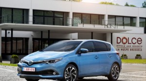 New Toyota Auris Photo Gallery