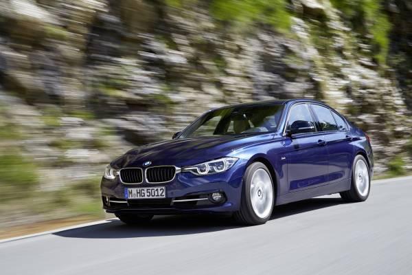 BMW 3 Series – 340i Drive