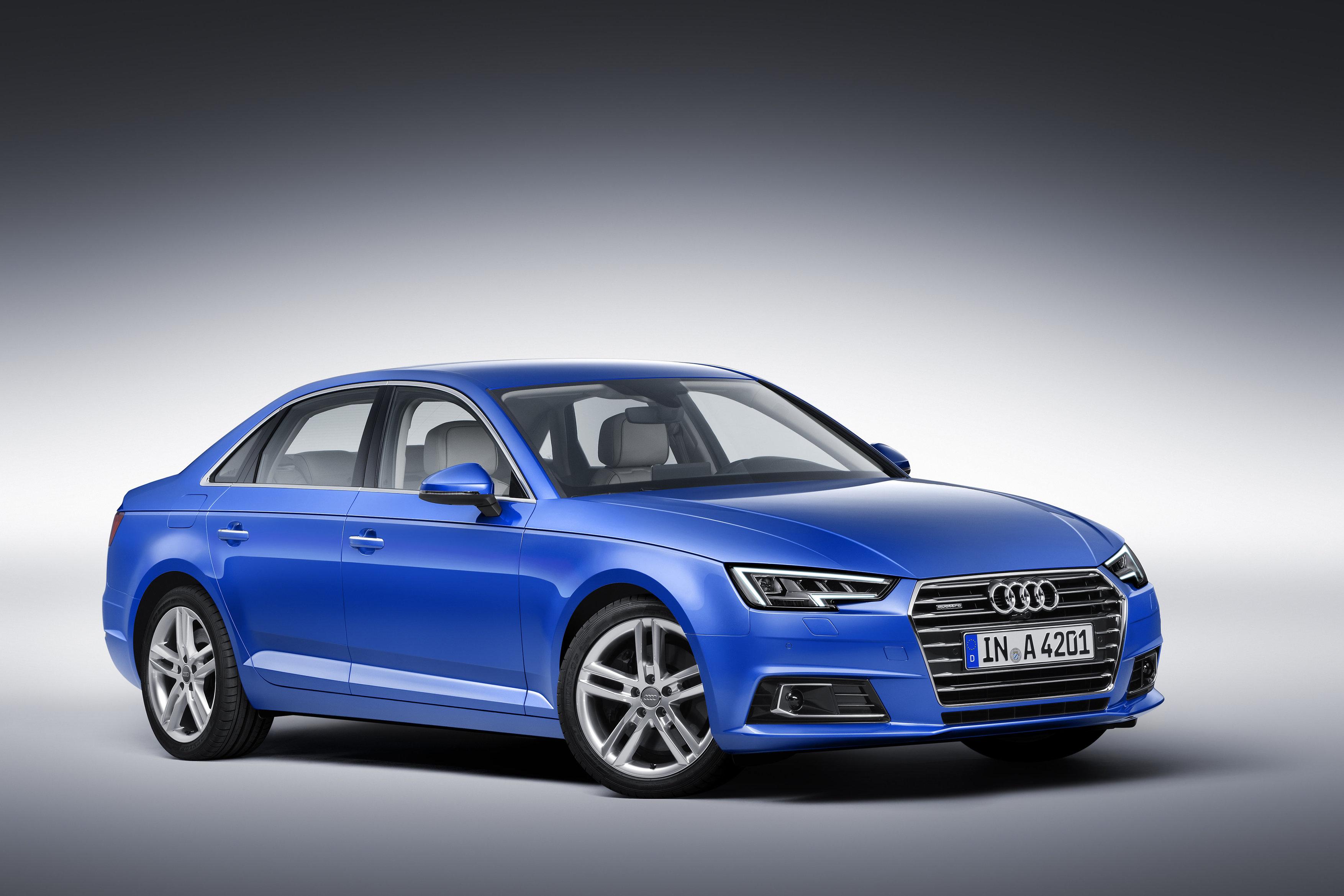 2015 Audi A4 FIRST DRIVE VIDEO