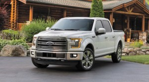 Those who want to be exclusive: Ford F-150 Limited