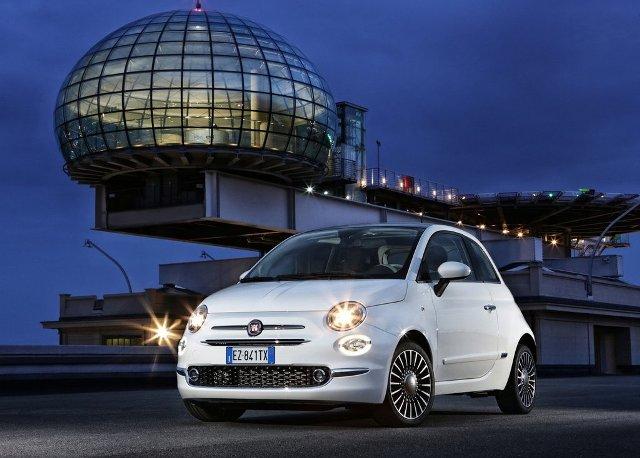 1800 parçalık değişimle Fiat 500 Yenilendi