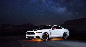 Ford Mustang GT Apollo Edition Photo Gallery