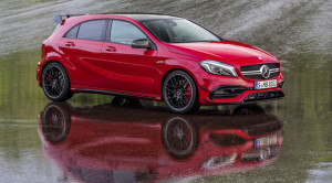 Mercedes-Benz A-Class Photo Gallery