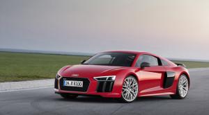 Audi R8 V10 Plus iç-dış tasarım / Interior-Exterior Design