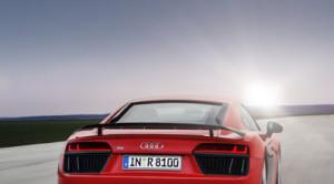 Audi R8 V10 Plus Photo Gallery