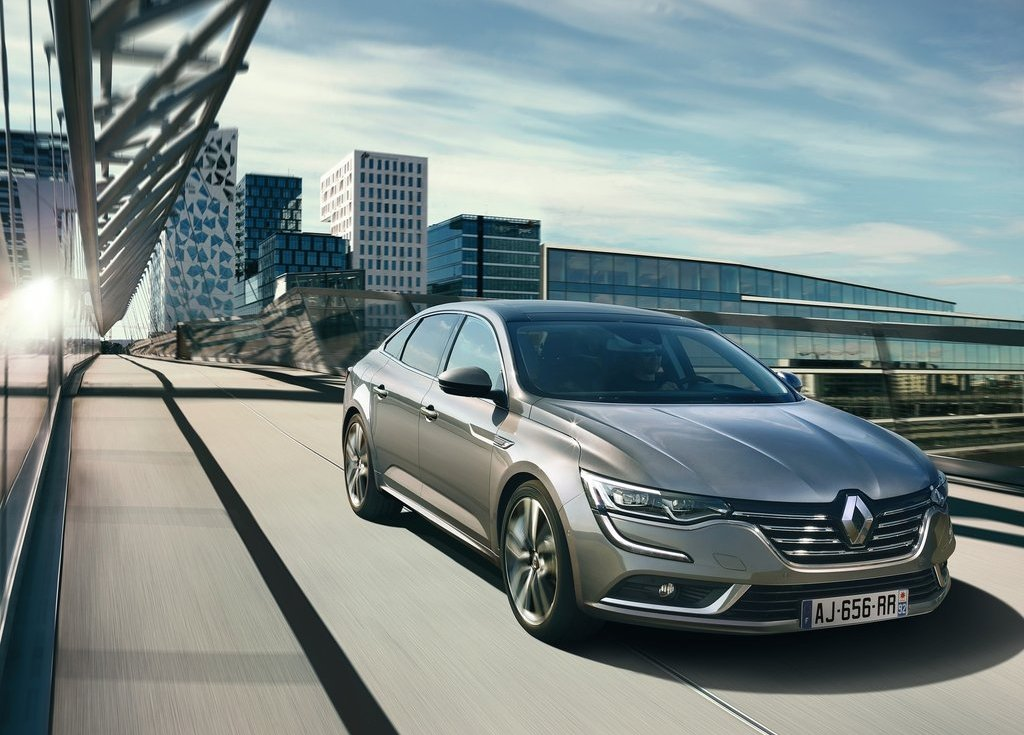 Renault Talisman Photo Gallery