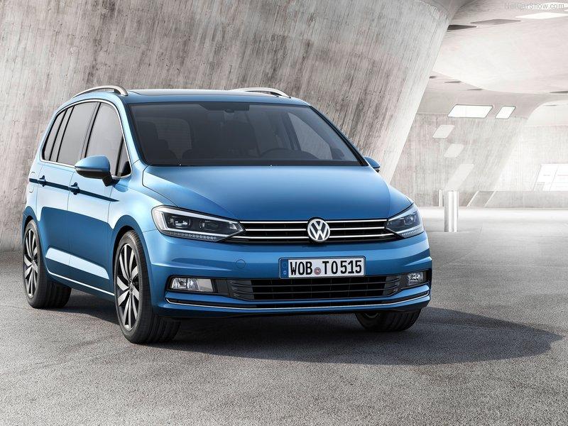 Karşınızda Volkswagen Touran