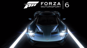 Forza Motorsport 6 Ford GT Design