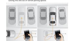 Mercedes'inizi akıllı nasıl park edersiniz? Mercedes Remote Parking Pilot