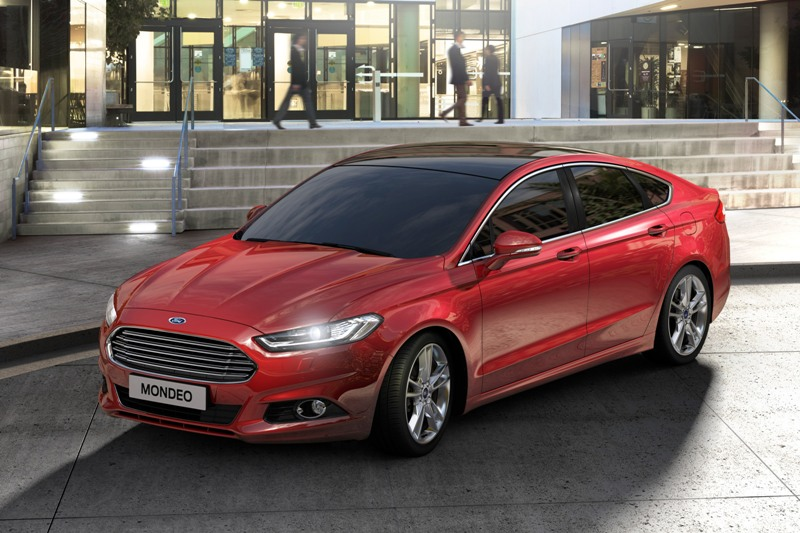 Ford Mondeo 2.0 lt TDCI dizel Türkiye'de