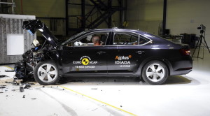 Skoda Superb Euro Ncap Crash Test