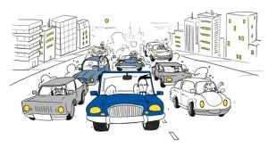 Trafikteki 7 Farklı Sürücü Tipten Hangisisiniz?