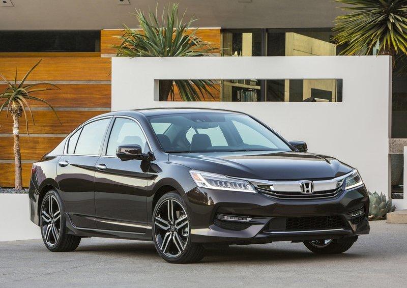 Honda Accord Photo Gallery
