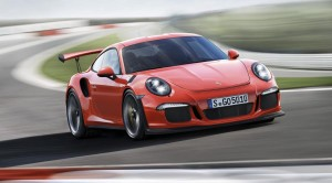 The new Porsche 911 GT3 RS – Limits, pushed