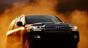 Toyota Land Cruiser Photo Gallery