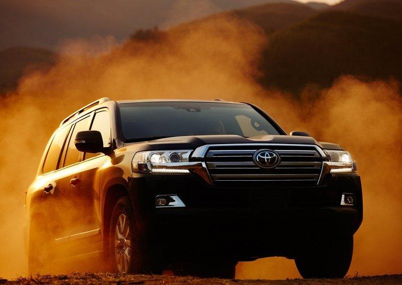 Toyota Land Cruiser Photo Gallery