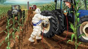 Tarım sektöründe verim Michelin Ultraflex  ile artırıyor