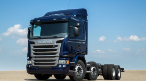 Scania 8×2 Video