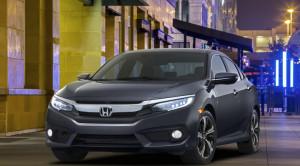 New 10th Generation Civic Sedan